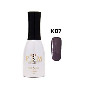 PSM לק ג׳ל K07
