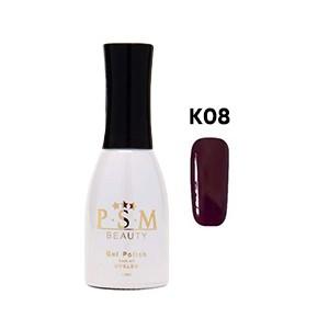 PSM לק ג׳ל K08