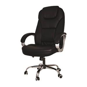 כיסא מנהלים שחור K13
