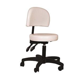 כיסא עגול לקוסמטיקה KK02