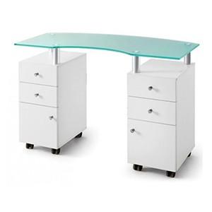 שולחן 120 פלטת זכוכית